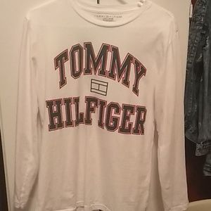 authentic Tommy Hilfiger long sleeve T-shirt